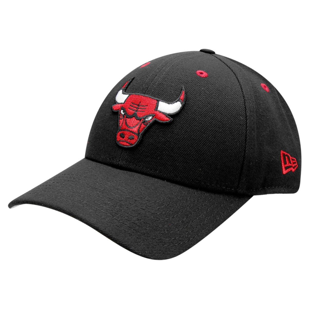 Boné New Era NBA 940 Hc Sn Official Chicago Bulls - Compre Agora ... 6bb881c3ae4