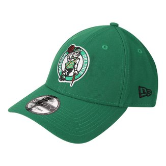 Boné New Era NBA Boston Celtics Aba Curva Primary