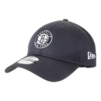 Boné New Era NBA Brooklyn Nets Aba Curva Strapback 920