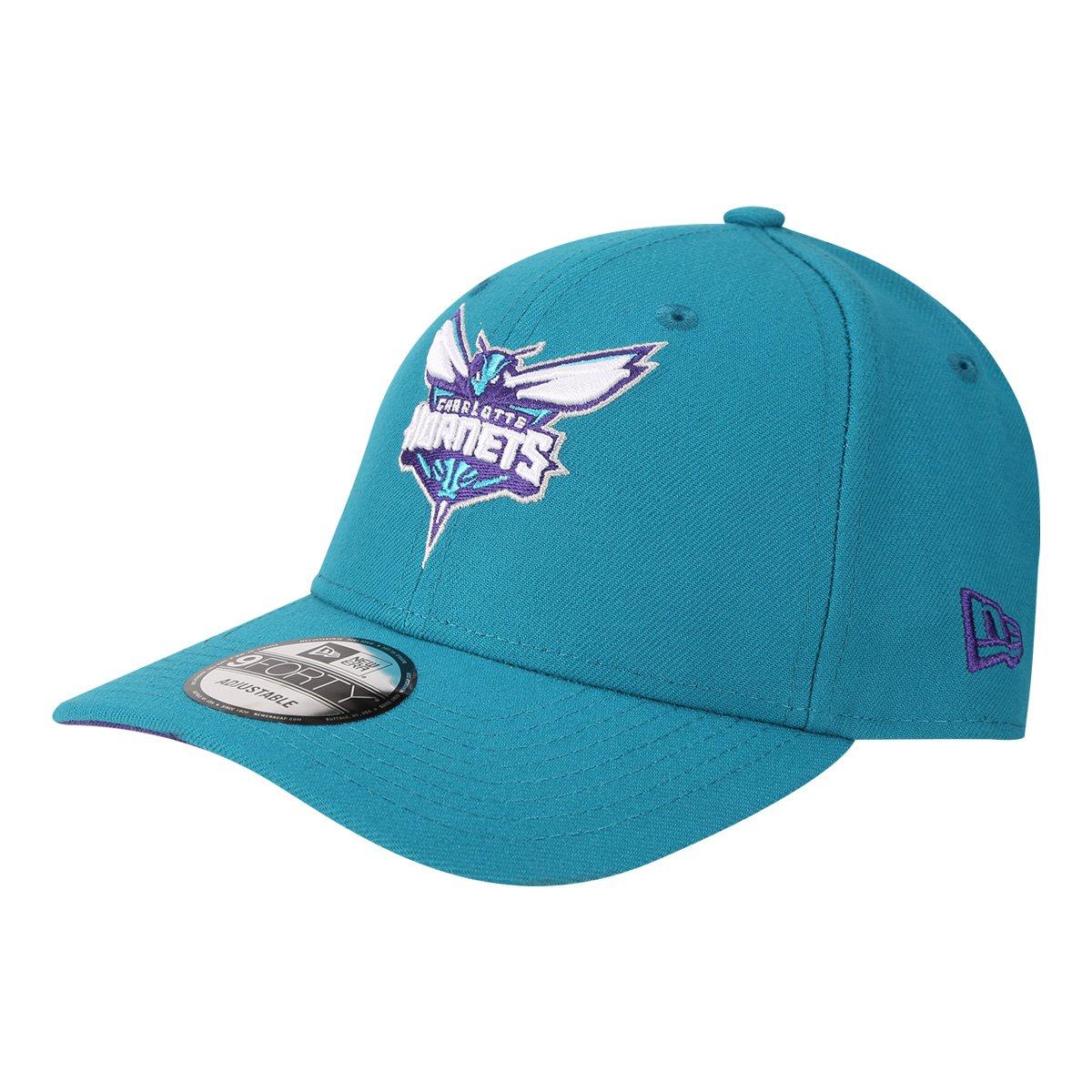 43282979a Boné New Era NBA Charlotte Hornets Aba Curva Primary - Compre Agora ...