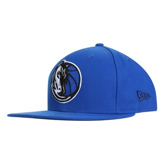 Boné New Era NBA Dallas Mavericks Aba Reta 950 Snapback Masculino