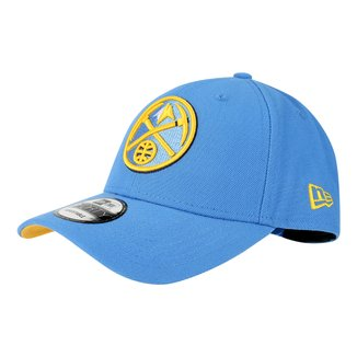 Boné New Era NBA Denver Nuggets Aba Curva Primary