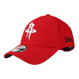 Boné New Era NBA Houston Rockets Aba Curva Primary