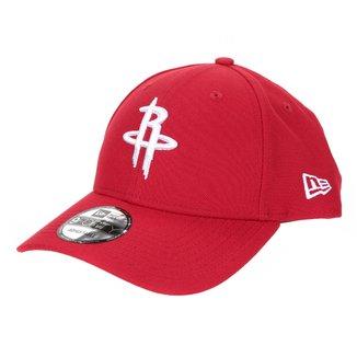 Boné New Era NBA Houston Rockets Aba Curva Snapback