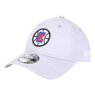 Boné New Era NBA Los Angeles Clippers Aba Curva Strapback