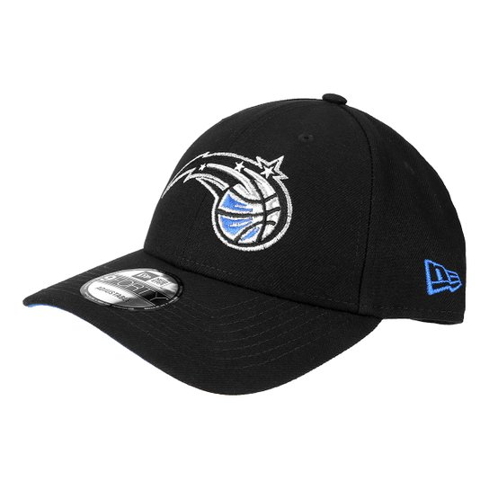 Boné New Era NBA Orlando Magic Aba Curva 940 SN Primary Otc - Preto
