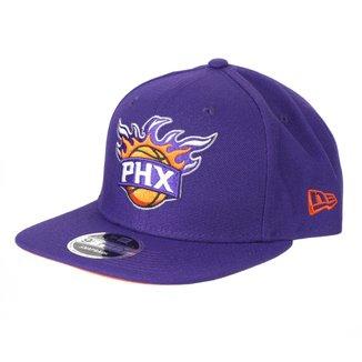 Boné New Era NBA Phoenix Suns Aba Reta Snapback 9Fifty Of Sn Primary