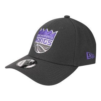 Boné New Era NBA Sacramento Kings Aba Curva 940 SN Primary Otc