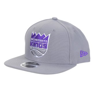 Boné New Era NBA Sacramento Kings Aba Reta Snapback Team Fit Aba Reta 9Fifty