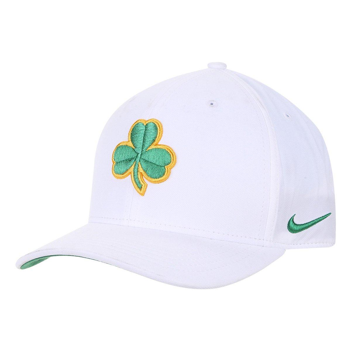 Boné Nike NBA Boston Celtics Aba Curva City Edition Dry - Compre Agora  bfd10ed64a8