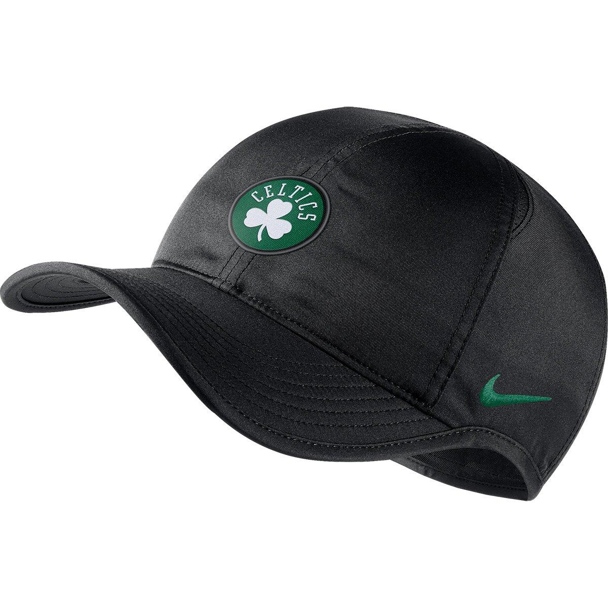 Boné Nike NBA Boston Celtics Aba Curva Featherlight - Compre Agora ... 0481629a6cd5a