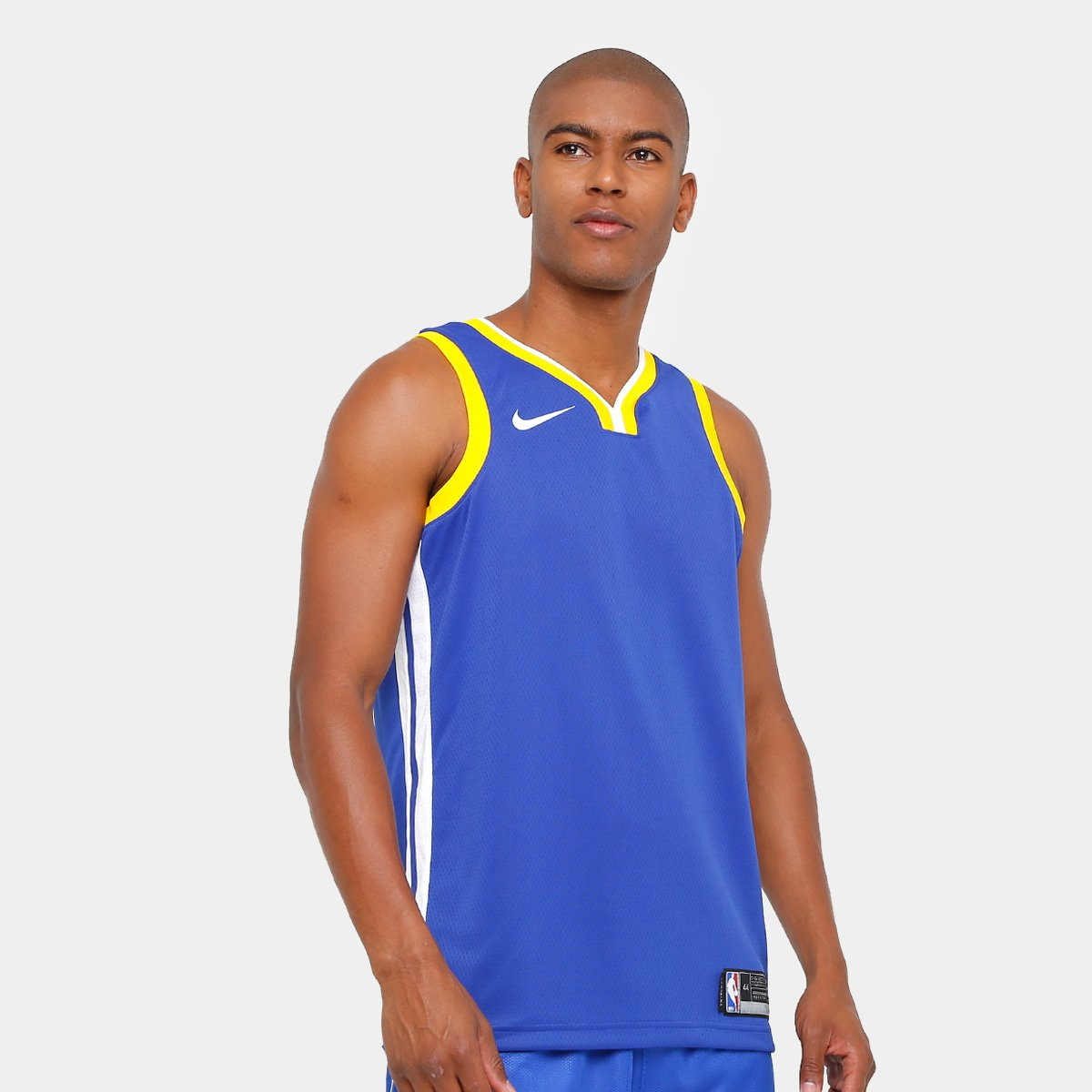 f66b600f0022b Camisa Regata Nike Golden State Warriors Swingman Road NBA | Loja NBA