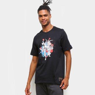 Camiseta Adidas All Icon Gu Oly Masculina