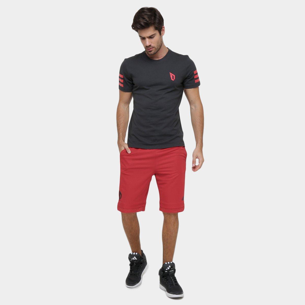 Adidas Camiseta Deportiva Adidas Hombre - Falabella.com