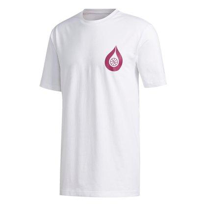 Camiseta Adidas Hoop Szn Masculina