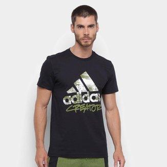 Camiseta Adidas Not Same Logo Masculina