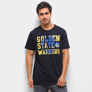 Camiseta Golden State Warriors NBA Masculina