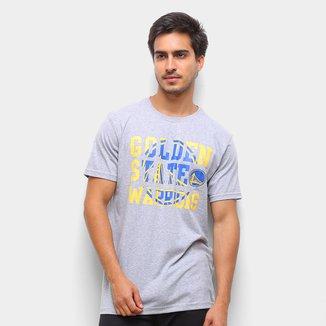 Camiseta Golden State Warriors NBA Masculina