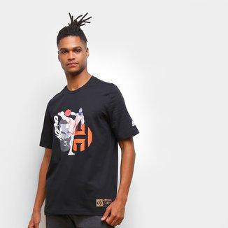 Camiseta James Harden Adidas Gu Oly Masculina