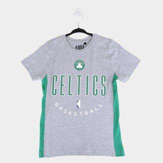 Camiseta Juvenil NBA Boston Celtics Especial Masculina