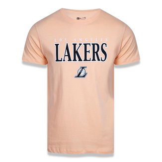 Camiseta Los Angeles Lakers New Era Core Classicadd Masculina