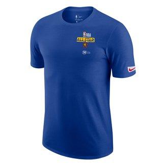 Camiseta NBA All-Star Nike Logo Courtside Masculina
