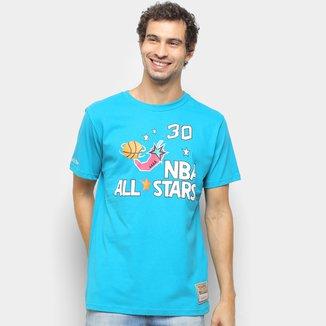 Camiseta NBA All Stars nº 30 Scottie Pippen Mitchell & Ness Masculina