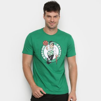 Camiseta NBA Boston Celtics Big Logo Masculina