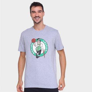Camiseta NBA Boston Celtics New Era Logo Masculina