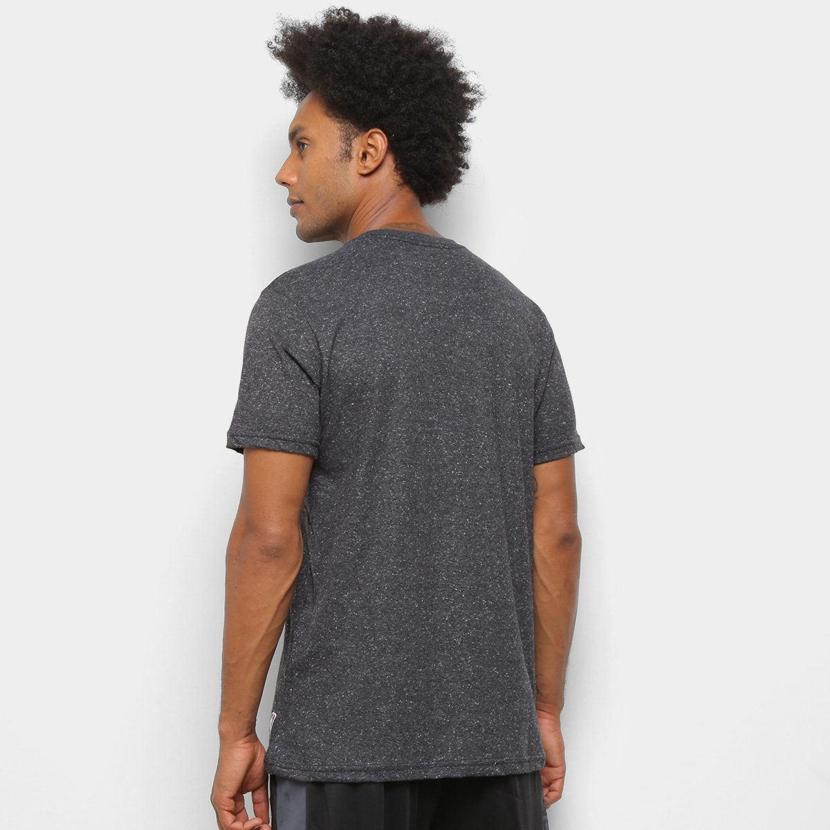 Camiseta NBA Brooklyn Nets Especial Masculina - Preto - Loja NBA