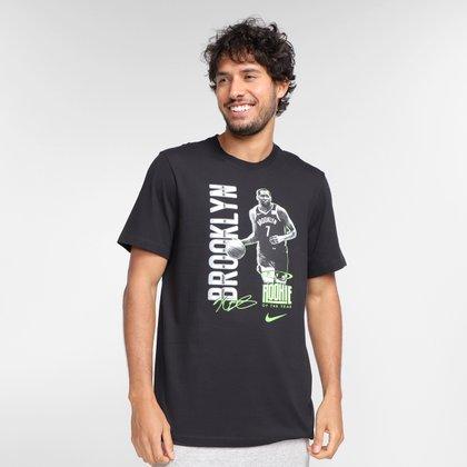 Camiseta NBA Brooklyn Nets MVP Kevin Durant Nike Select Series Masculina