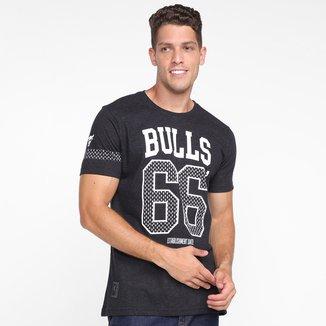 Camiseta NBA Chicago Bulls College Masculina