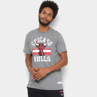Camiseta NBA Chicago Bulls Mitchell & Ness 4473 Arch 2 I Masculina