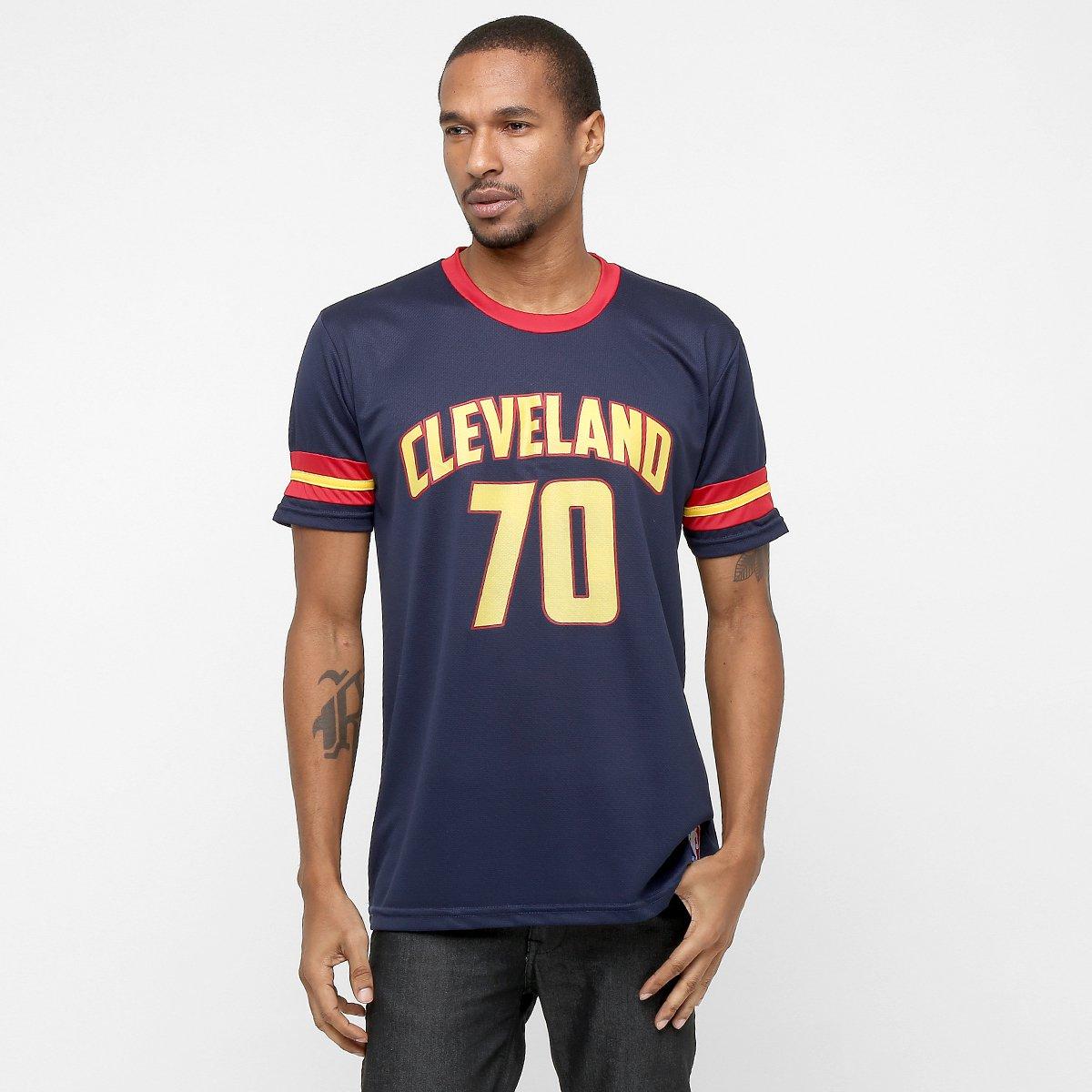 Camiseta NBA Cleveland 70 - Compre Agora  360177ae14e28