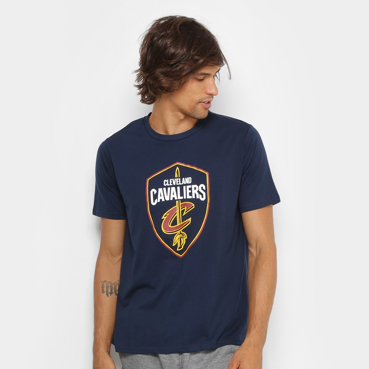 267d12c9d9939 Camiseta NBA Cleveland Cavaliers 17 Masculina - Compre Agora