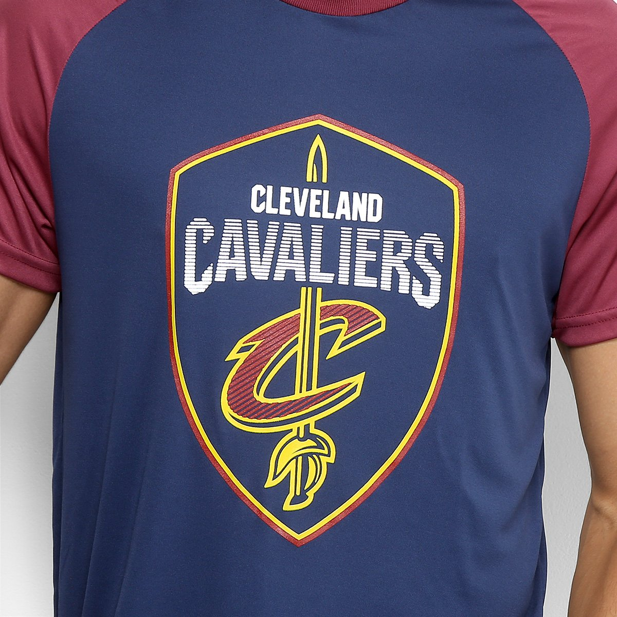 Camiseta NBA Cleveland Cavaliers Masculina - Loja NBA