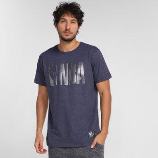 Camiseta NBA Estampada Masculina