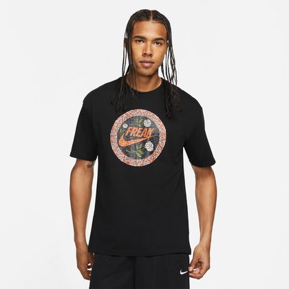 Camiseta NBA Giannis Nike Freak Swoosh Masculina