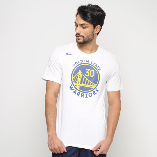 Arrepentimiento Tratamiento intersección  Camiseta NBA Golden State Warriors Curry Nike Dry FN Masculina | Loja NBA