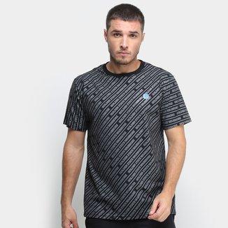 Camiseta NBA Golden State Warriors Especial Diagonal Masculina