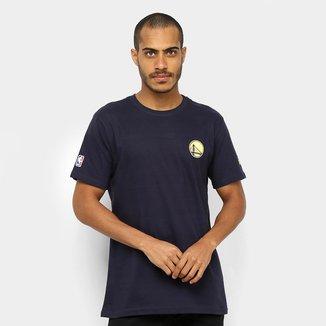 Camiseta NBA Golden State Warriors Ficha Masculina
