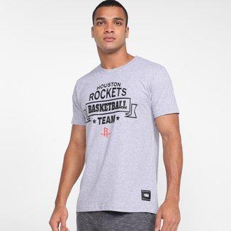 Camiseta NBA Houston Rockets Basketball Team Masculina