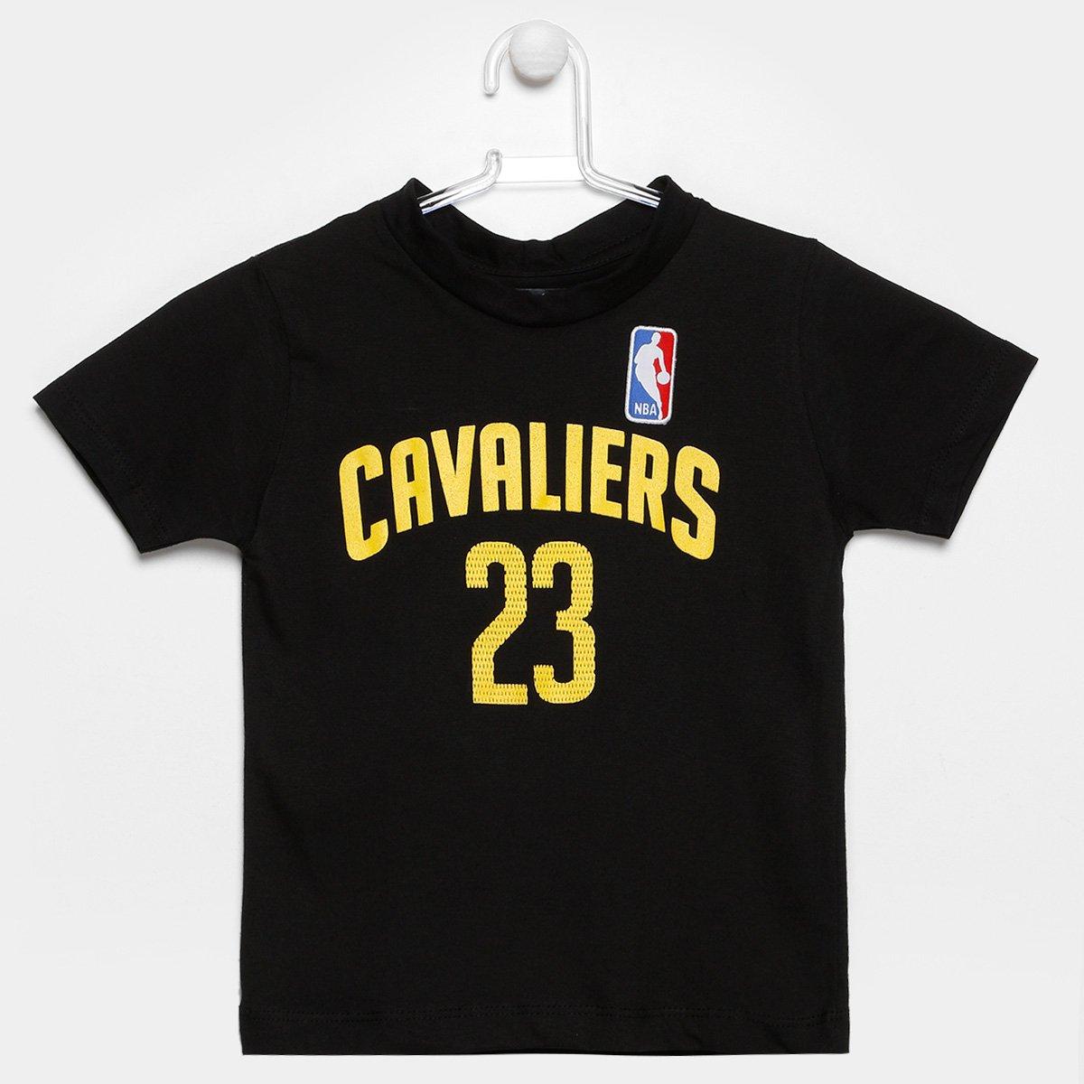 30d6597d2 Camiseta NBA James 23 Infantil - Compre Agora