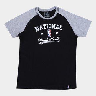 Camiseta NBA Juvenil National Masculina