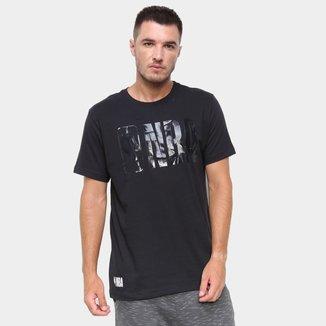 Camiseta NBA Logoman Gel Masculina