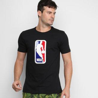 Camiseta NBA Logoman Vinil Masculina