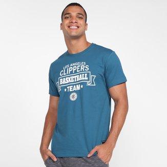 Camiseta NBA Los Angeles Clippers Basketball Team Masculina