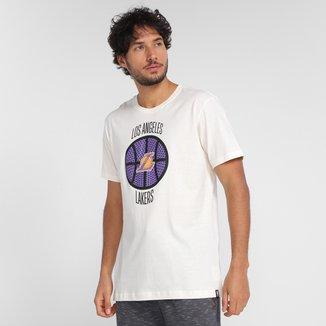 Camiseta NBA Los Angeles Lakers Ball Masculina