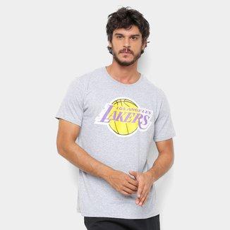 Camiseta NBA Los Angeles Lakers Big Logo Masculina
