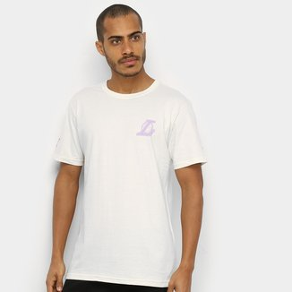 Camiseta NBA Los Angeles Lakers Ficha Masculina